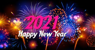 Happy New Year 2021 Images, Gifs, Wishes, SMS Status